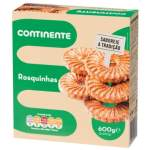 BOLACHA ROSQUILHAS CONTINENTE 3*200GR